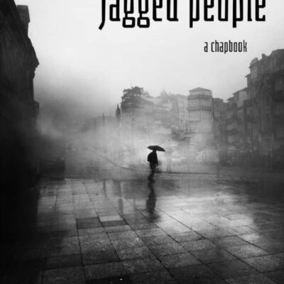 Jagged People by MK McWilliams book cover